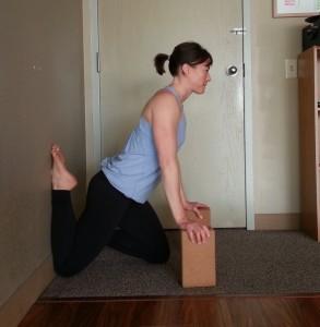 Wall Stretch 1