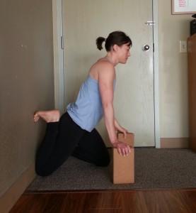 Wall Stretch 4