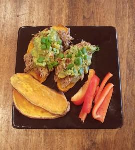 Sweet Potato Toast Side