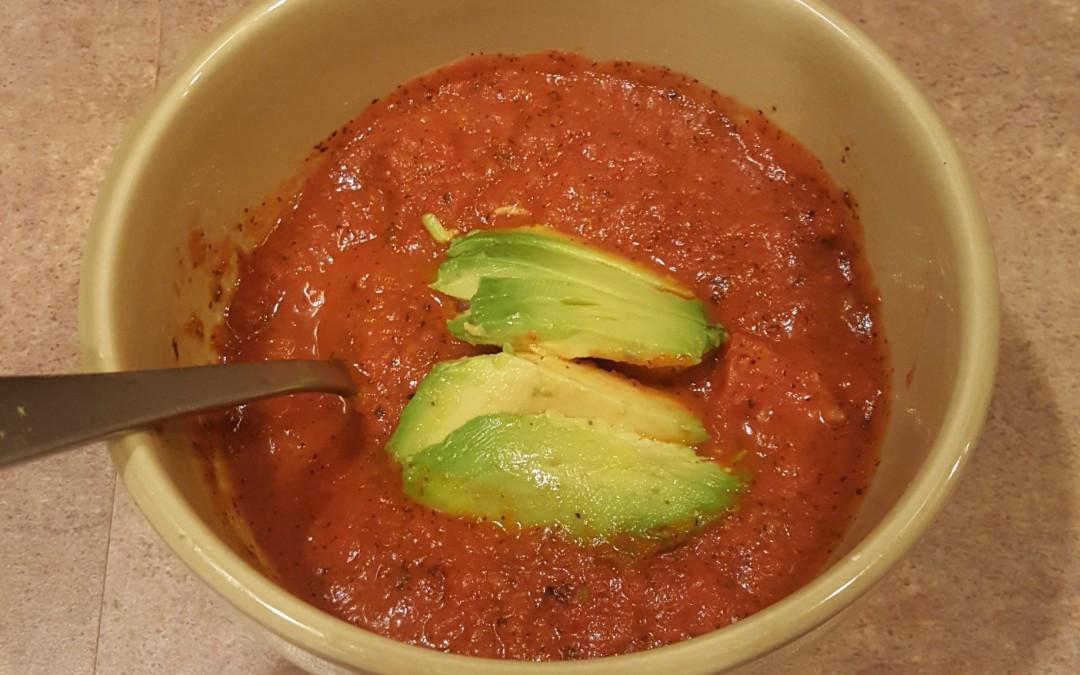 Homestyle Creamy Tomato Soup