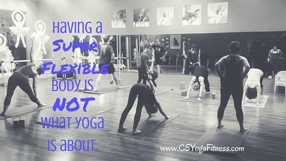 A Yoga Body?