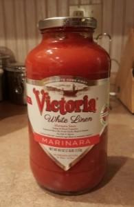 Victoria Spaghetti Sauce