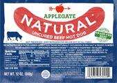 Natural Beef Hot Dog