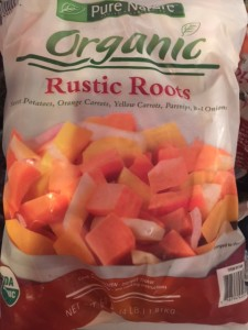 Pure Nature Organic Rustic Roots