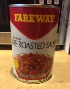 Tex Mex Fire Roasted Salsa