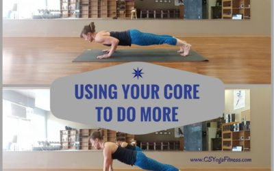 Using Your Core to do More