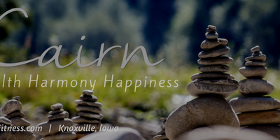 Cairn: Creating Health Harmony Happiness