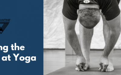 Taking the Chance at Yoga