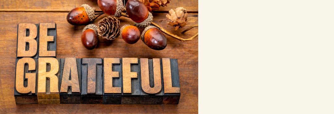 #19: Cultivating Gratitude